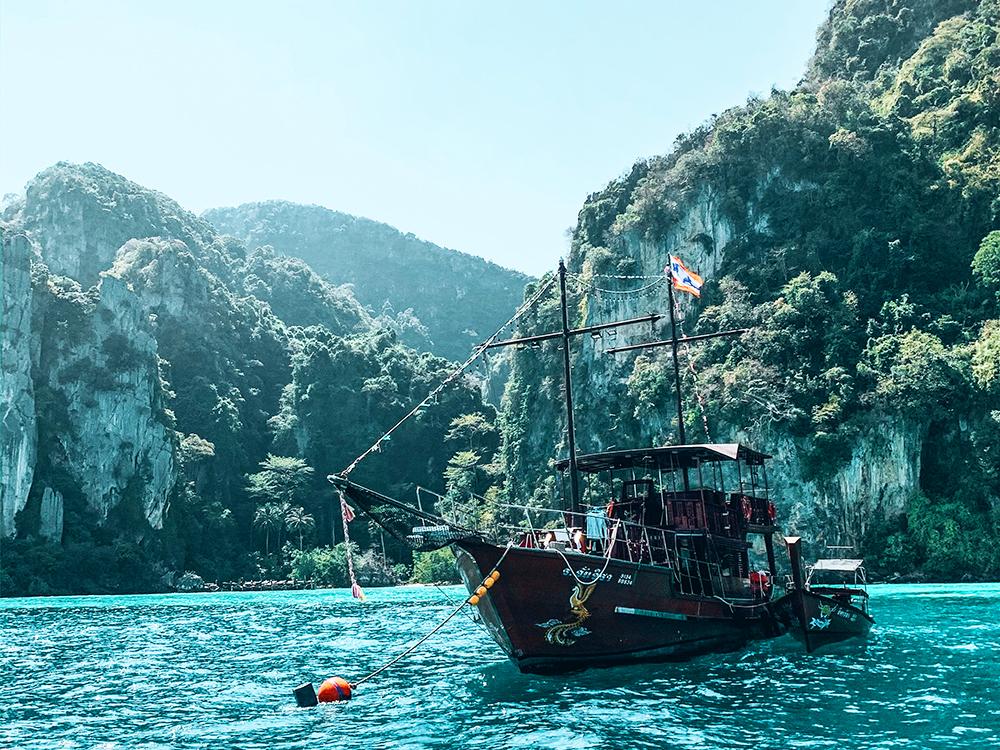 Lagoon de Koh Phi Phi
