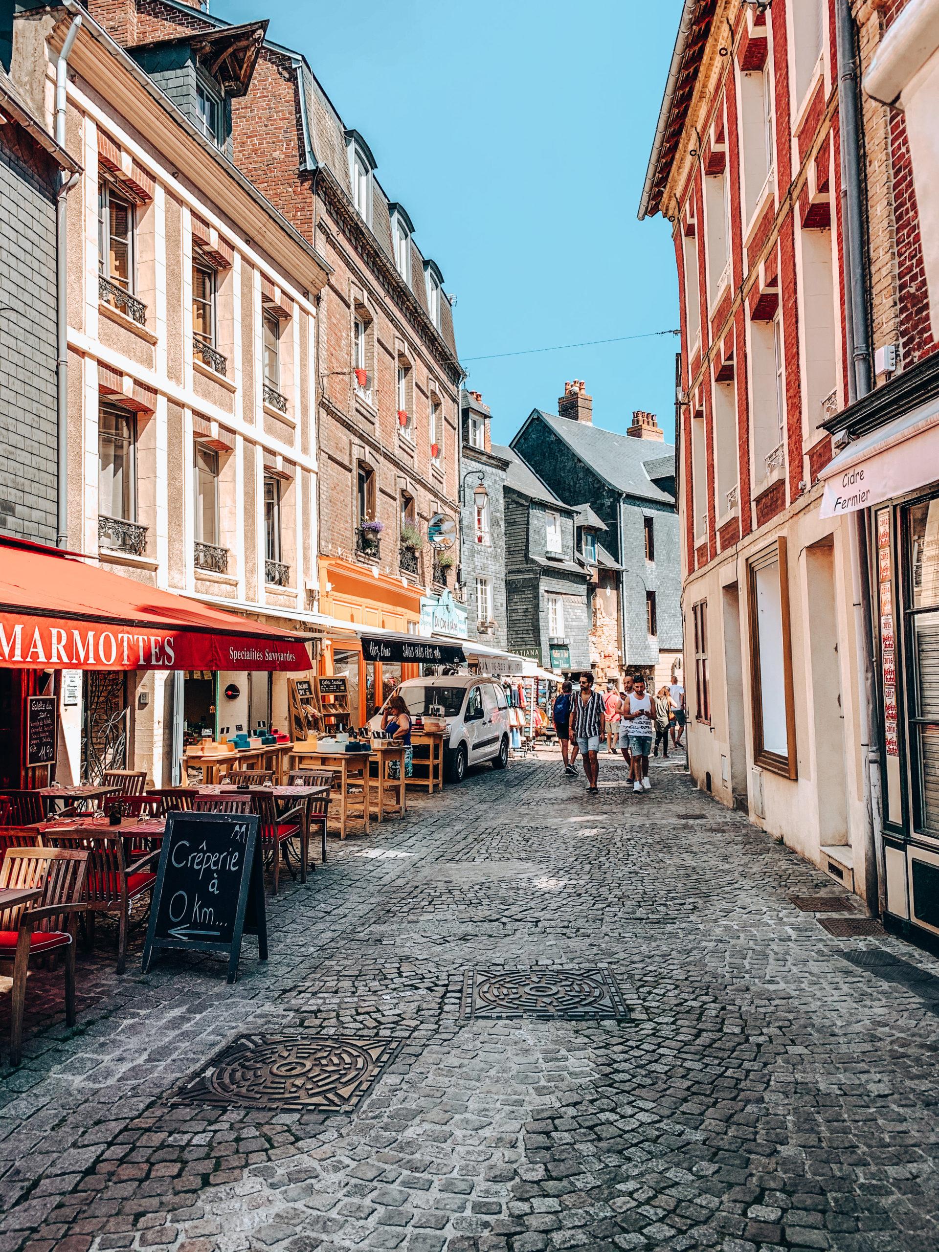Rue Honfleur